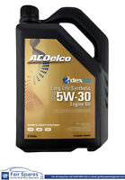 Genuine Holden AC Delco Dexos 2 5w30 Synthetic Motor Oil 5 Litre GM # 19104984