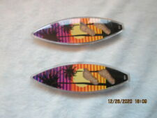 Plastic surf boards awesome graphics sand inside add to surf wagons other 1/43?