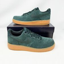 Nike Air Force 1 '07 LV8 Suede Outdoor Green AA1117-300 Size 11.5