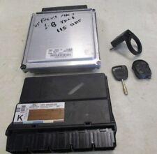 FORD FOCUS MK1 1.8 TDCI DIESEL 115 BHP FIT ENGINE ECU SET