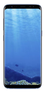 New Samsung Galaxy S8 SM-G950 - 64GB - Blue Coral (AT&T) Smartphone
