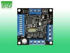 DMX to WS2811 WS2812 strip converter. SM16703, WS2812,SK6812,WS2813 led control
