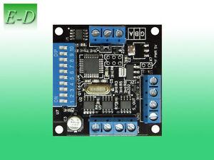 10 x DMX to WS2811 WS2812 strip converter. SM16703, WS2812,SK6812, led control