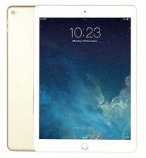 """Apple iPad Air 2 9.7"""" Apple A8X 16GB iOS Bluetooth BT Wifi Gold MH0W2LL/A LN"""
