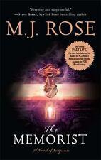 M J Rose / Memorist The Reincarnationist Suspense 2010