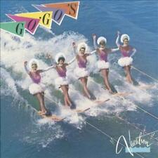 THE GO-GO'S - VACATION [BONUS TRACKS] [EXPANDED VERSION] [DIGIPAK] NEW CD