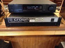 Crown Com-tech 210 Amplifier