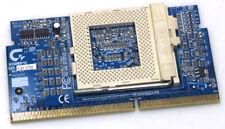Gigabyte GA-6R7PR REV 1.1 GA 6R7PR Intel Slot 1 zu Sockel 370 CPU Card Adapter