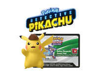 Pokemon Online Codes For Detective Pikachu Booster Pack - eBay Message Delivery