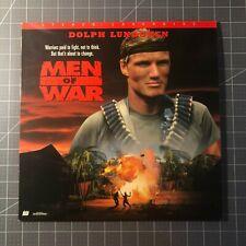 MEN OF WAR LASERDISC - LD