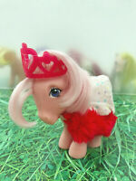My Little Pony G1 UK Excl Party Time Vintage 1980s Collectibles Outfit only