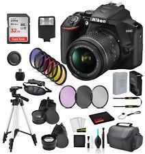 Nikon D3500 DSLR Camera with 18-55mm Lens Deluxe Bundle 01