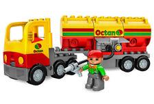 Lego Duplo Ville Tanklaster Tanklastwagen m. Sound Octan Tanker Truck 5605