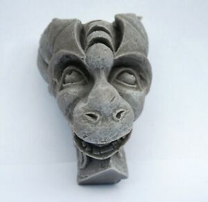 Dragon Corbel Medieval Stone Effect Gothic Reproduction Cathedral Carving Gift