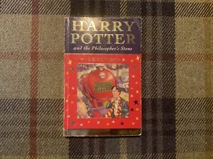 Harry Potter and the Philosopher's Stone. 2001 Celebratory Edition, 1st/1st.
