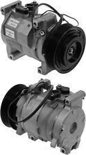 A/C Compressor Omega Environmental 20-21505-AM fits 2003 Honda Element 2.4L-L4