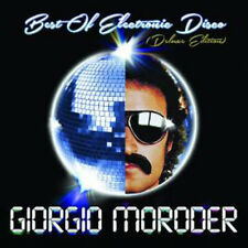 GIORGIO MORODER BEST OF ELECTRONIC DISCO CD NEW
