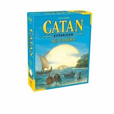 Catan Studio: Seafarers of Catan Board Game Expansion 5th Edition (New)