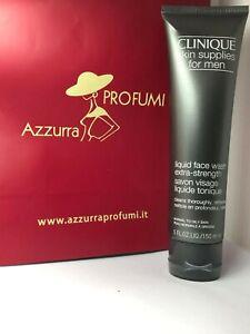 Clinique Skin Supplies Men Sapone Viso Liquido 150 ml