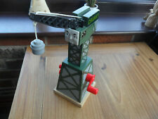 Thomas Tank Engine & Friends Wooden - CRANKY THE CRANE - LEARNING CURVE