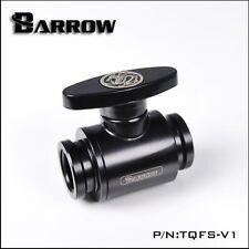 Barrow TQFS-V1 G 1/4 BALL VALVE  F-F cooper water cooling system-black