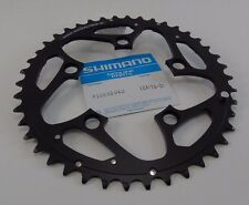 Nos 1996 Shimano XT Outer Chainring, FC-M737, 5-Arm, 42T, Black,#16K98040, New