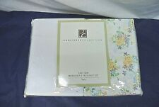 Concierge Collection Twin Sheet Set,2 Flat Sheets,2 Fitted Sheets, 2 Pillowcases