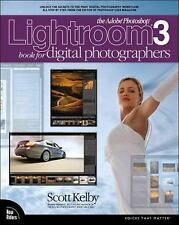 The Adobe Photoshop Lightroom 3 Book for Digital Photographers (Voices-ExLibrary