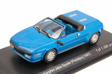 Lamborghini Jalpa Spyder Prototipo 1987 Blue 1:43 Model WB511 WHITEBOX