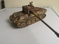 1/35 Built Painted And Weathered King Tiger What If July 1945