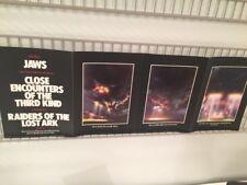 Vinatge 1982 E.T. Movie Promotional Poster.     EXCELLENT COPIES!!!  LIMITED!!