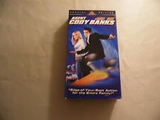 Agent Cody Banks (Used VHS Tape) Free Domestic Shipping