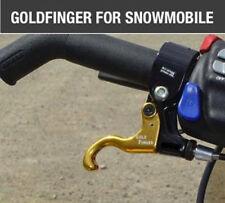 Goldfinger Left Hand Throttle Kit  Ski Doo Flat Slide Carbs/Etec 01-06, 09-19