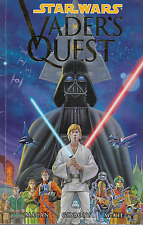 Star Wars: Vader's Quest by Darko Macan & Dave Gibbons 1999 TPB DH Poster OOP