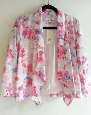 Polyester Winter Floral Coats & Jackets for Women