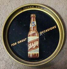 "Schlitz Beer 13"" Serving Tray"