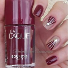 Bourjois La Laque Nail Polish/ Varnish or La Laque GEL + NEW UK - FREE POST