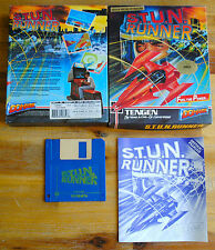 Jeu S.T.U.N. RUNNER version disc (Disk) pour PC CMB AMIGA