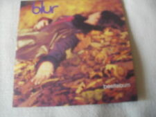 BLUR - BEETLEBUM - 1997 UK CD SINGLE