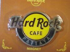 Hard Rock Cafe,PATTAYA,Magnet LOGO (not opener)
