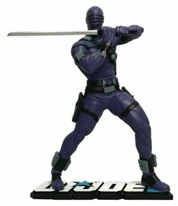 GI Joe Snake Eyes 1/8 Scale Statue PCS Collectibles Brand New In Box Fast Ship