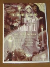 FABLES 1001 NIGHTS OF SNOWFALL GN NM BILL WILLINGHAM SNOW WHITE SCHEHERAZADE