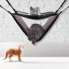 Cat Hammock Comfortable Bed Hanging Pet Cage Soft Warm Sleeping Hanging Cradle