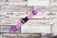 Brustgurt für Schulranzen, 25 mm Rucksack, neu. rosa