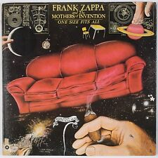 FRANK ZAPPA AND THE MOTHERS OF INVENTION: One Size Fits All DISCREET Psych LP