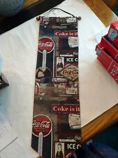 Vintage Coca-Cola Banner