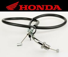 Honda CB500K0 71 # CB550F1 76 # CB550F2 77 Throttle Cable (B / Closing Cable)