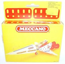 Meccano Miro France SPACE MOON TEAM JET RACER Metal Construction Kit Car MIB`81!