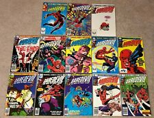 DAREDEVIL #170-176,#181-187~ Lot of 13 comics 1981-82 Frank Miller high grade!