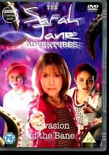 Sarah Jane Adventures - Invasion of the Bane (DVD, 2007)